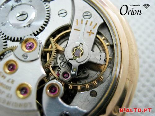 9f908bff716 Relógio de pulso em ouro Longines (1956) à venda